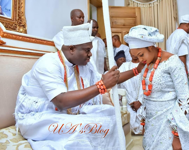 From the gods with love…How Ifa Oracle picked a Prophetess As Ooni of Ife's 3rd wife