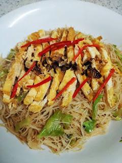 Resepi Bihun Goreng Siam