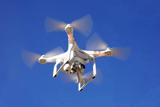 DJI Phantom 3 Professional Review - Drone DJI Pertama yang membawa kamera 4K ke langit