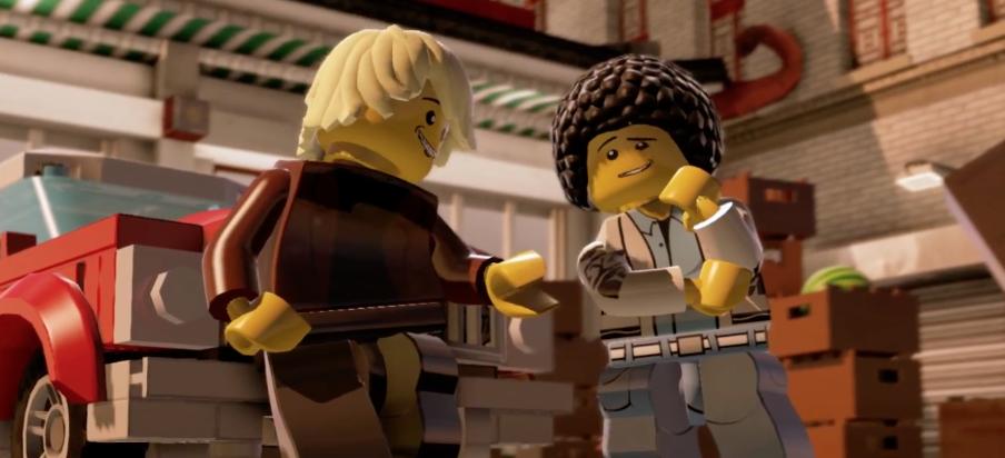 LEGO City Undercover llegará el 7 de abril a PC,ONE,PS4 y Switch