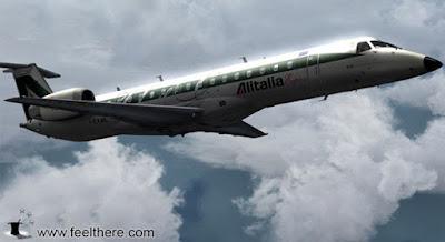 FSX: Embraer Regional Jets