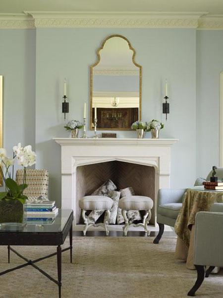 delorme designs woodlawn blue hc 147. Black Bedroom Furniture Sets. Home Design Ideas