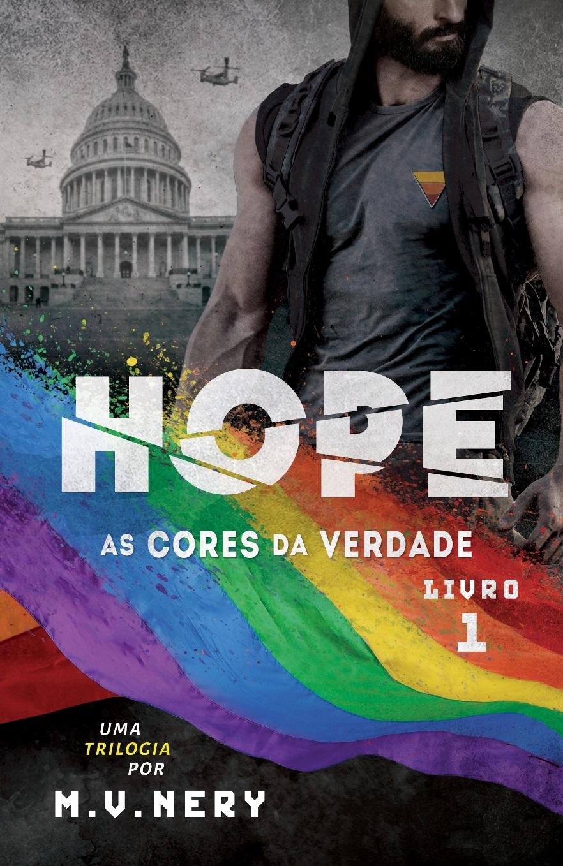 Capa do livro HOPE: As Cores da Verdade - Livro 1