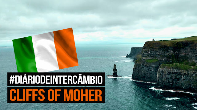 Cliffs Of Moher Vlog na Irlanda | Manual dos Cachos