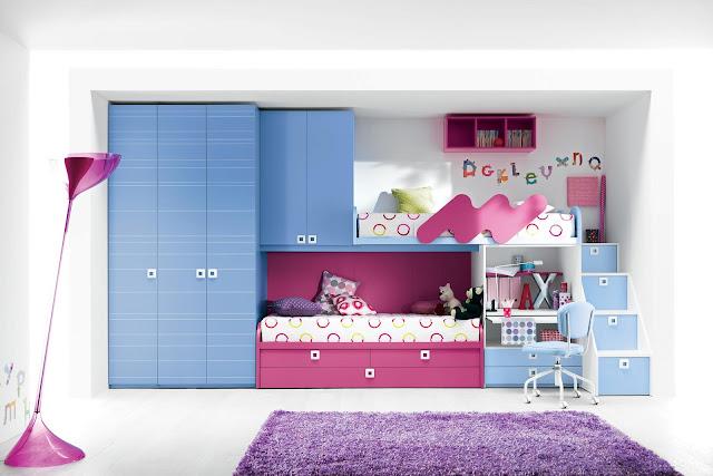 Необычные комнаты для детей фото