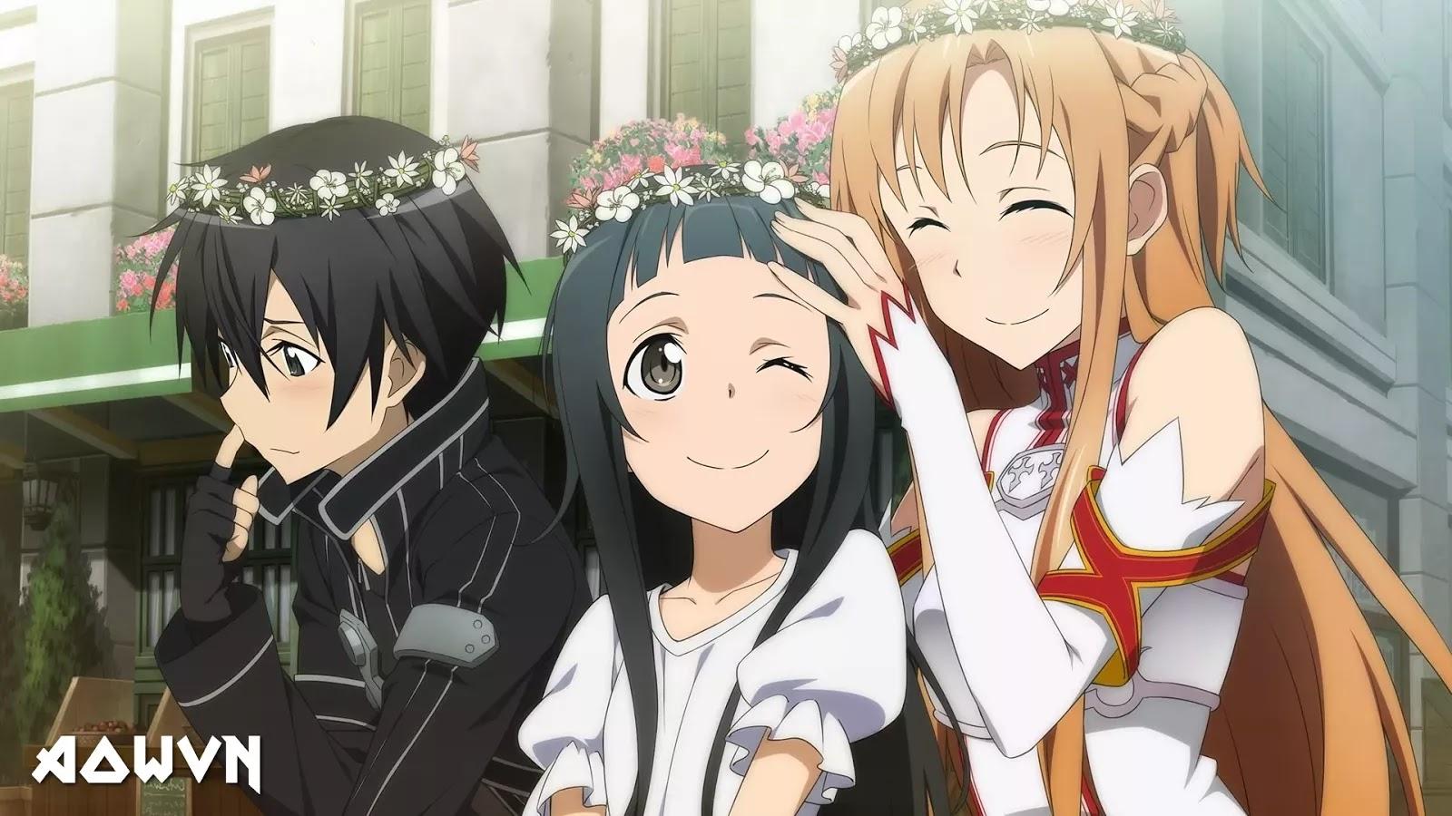 AowVN.org min%2B%25281%2529 - [ Anime 3gp Mp4 ] Sword Art Online SS1 + SS2 BD + Movie Extra   Vietsub - Siêu Phẩm