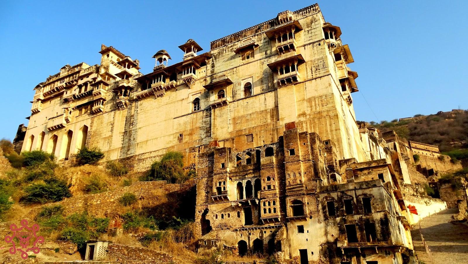 Taragarh Fort Bundi Rajasthan