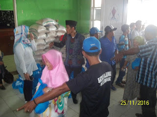 KPPL Santuni 460 Anak Yatim