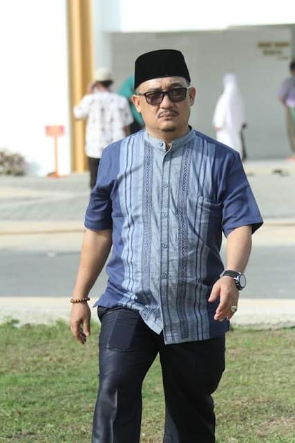 Kabid Pemberitaan Infokom Asahan Arbin Tanjung.