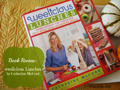 Weelicious Lunches Book Review