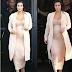 Pregnant Kim Kardashian stuns in head-to-toe pink (PHOTOS)