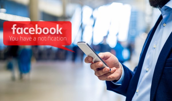how to stop facebook notifications on phone
