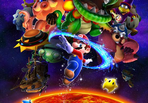 Super Mario Galaxy Wallpapers: SuperPhillip Central: 5/6/12