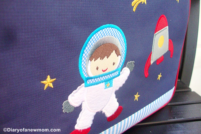 Personalized bags for kids from It's My Bag