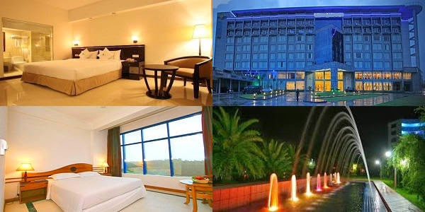 Top hotels of Cox's Bazar