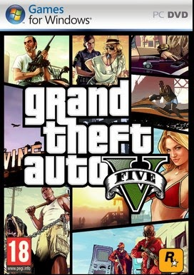 GTA 5 PC Full Version game and crack