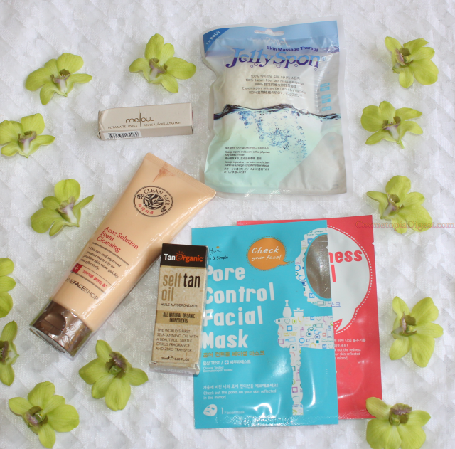 Fourth Blogoversary Beauty Giveaway, open internationally