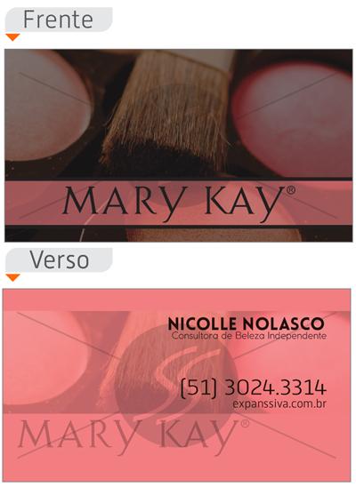 cart%25C3%25B5es%2Bde%2Bvisita%2Bmary%2Bkay%2Bcriativos%2B%25288%2529 - 20 Cartões de Visita Mary Kay Top de Criatividade