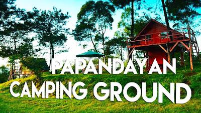 Info Terkini Papandayan Camping Ground