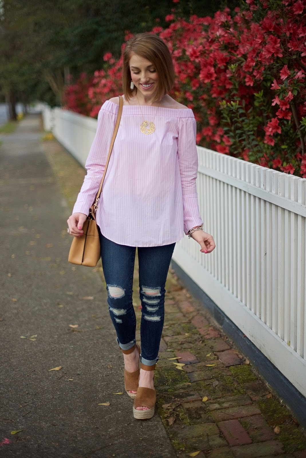 Spring Pink Outfit