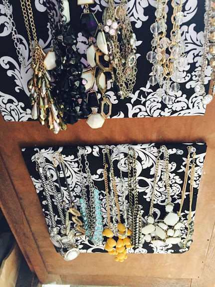Tired Of Necklaces Strewn Everywhere Make This Cheap And
