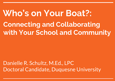 Who's on Your Boat? Presentation at #PSCA61