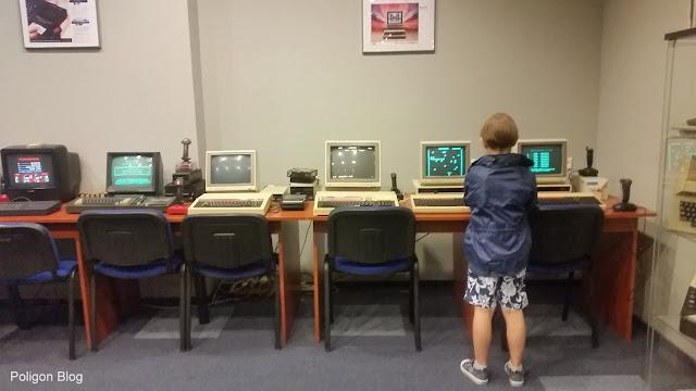komputery, atari, commodore, muzeum