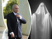 Viral, Hantu Paksa Presiden Brasil Pindah Dari Istana Negara, Berikut Pengakuannya