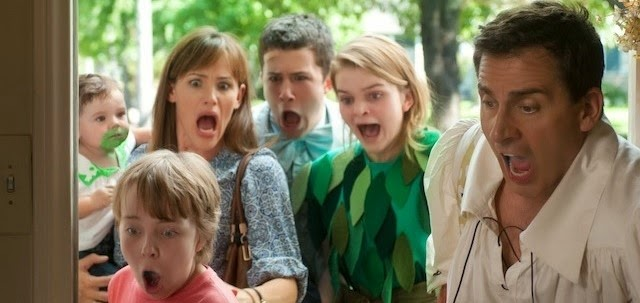 Steve Carell e Jennifer Garner no trailer da comédia Alexander and the Terrible, Horrible, No Good, Very Bad Day