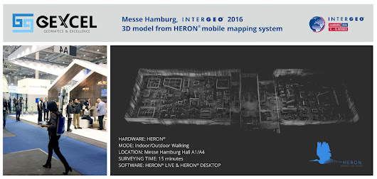 PRESS RELEASE — The new HERON® mobile system at INTERGEO 2016