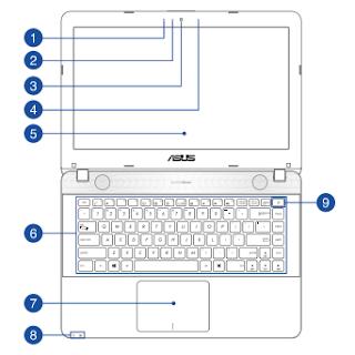 ASUS VivoBook Max X441SA manual PDF download (English)