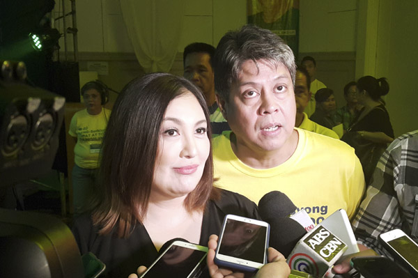 Sharon, Kiko Pangilinan attacked by netizens because of post