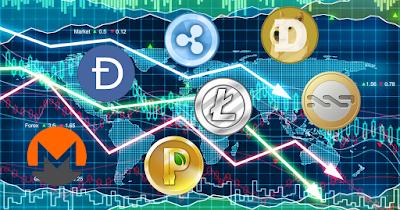 Rekomendasi Cryptocurrency / Mata Uang Virtual dan Altcoin Terbaik Untuk Ditambang