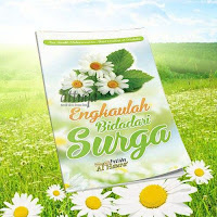 Buku Engkaulah Bidadari Surga