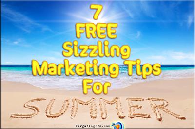 Targeting Pro Marketing - Summer Marketing Specialist