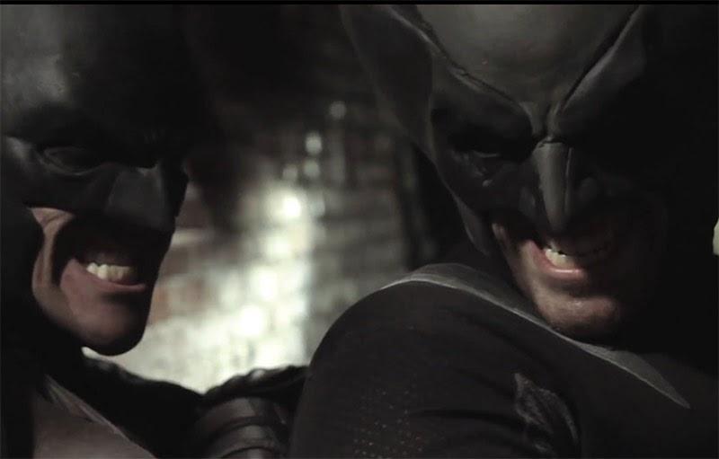 Batman vs. Lobezno