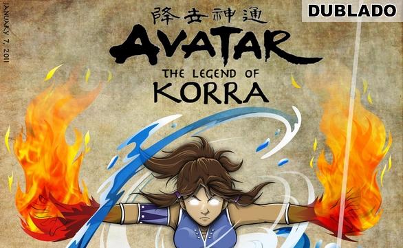 Assistir Avatar A Lenda De Korra Dublado Online View Animes