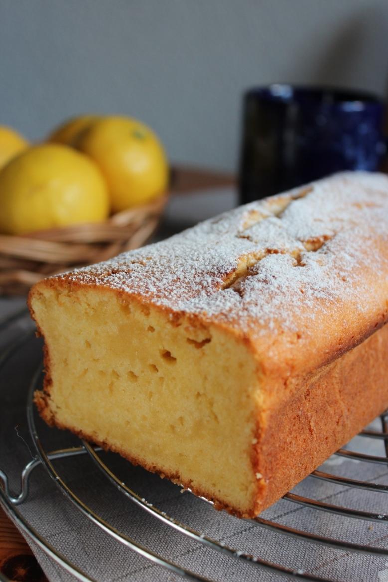 Sweet Lemon Bread