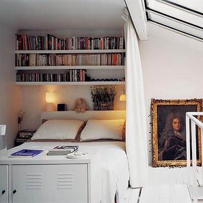 Boiserie c 55 trucchi per arredare mini camere da letto - Lo trovi sotto il letto ...