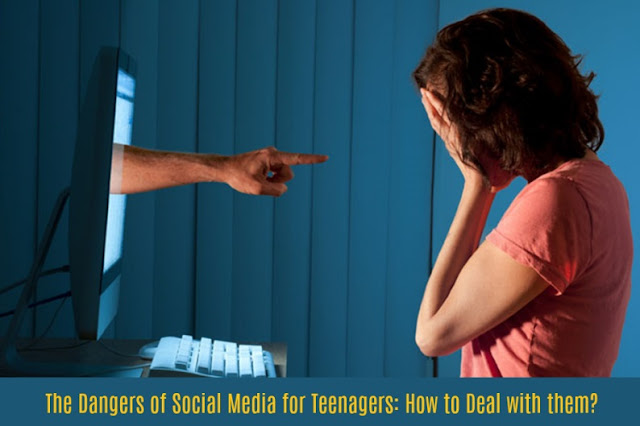 The Dangers of Social Media for Teenagers: How to Deal with them?