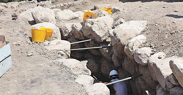 'Secret tunnel' found in Hittite capital