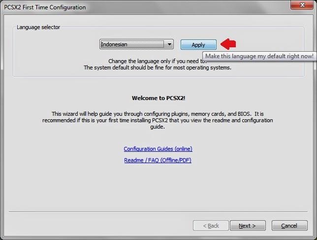 Tutorial mudah konfigurasi Emulator PCSX2 pada kecepatan fps 50-60