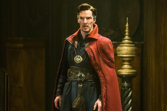 Biografi Benedict Chumberbatch dan Daftar Film yang Dibintanginya