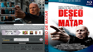 BLURAY  Death Wish - DESEO DE VENGANZA 2018
