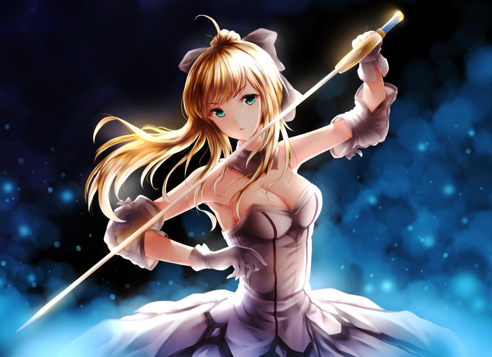 Fate AowVN%2B%252848%2529 - [ Hình Nền ] Anime Fate/GrandOrder tuyệt đẹp Full HD | Wallpaper