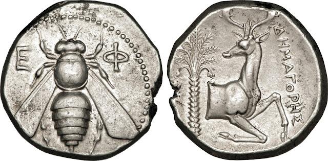 tetradracma de Éfeso