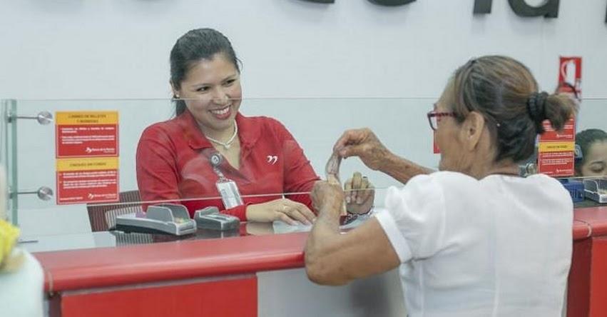 BN: Mañana Lunes se inicia pago de gratificación a servidores públicos, informó el Banco de la Nación - www.bn.com.pe