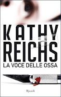 copertina La voce delle ossa Kathy Reichs