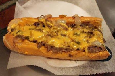 Authentic Philly Cheesesteak