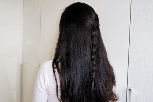 3 Penteados Fáceis e Rápidos para Escola e Faculdade trança